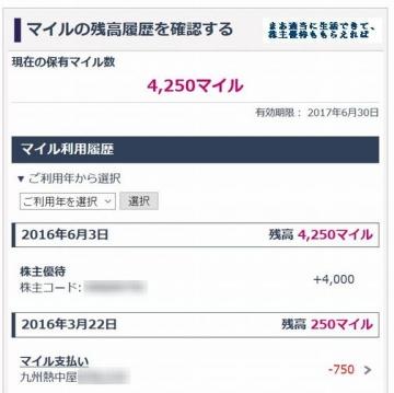 ダイヤモンドダイニング 優待サイト08 201602