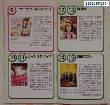 ハピネット 優待カタログ04 201603