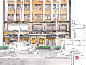 新宿 かどやホテル