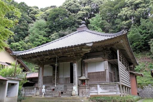 朝日寺本堂