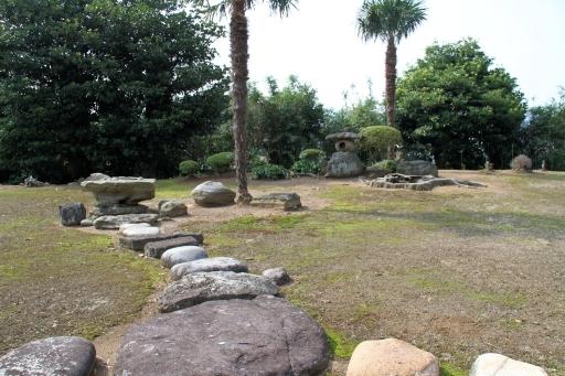 天倫寺のお庭
