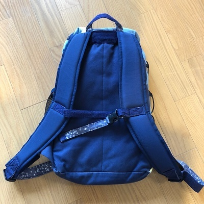 backpackのお直し