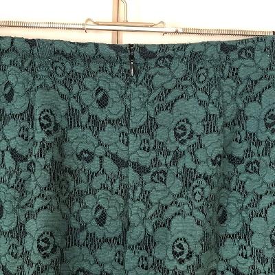 クルール ロングシンプルタイトスカート
