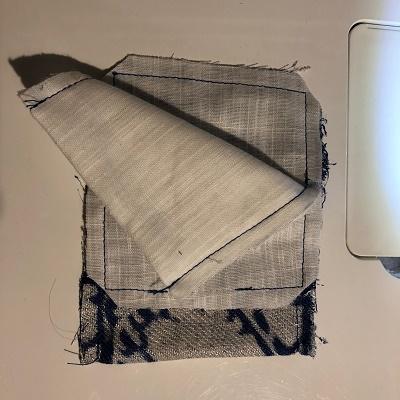 巾着縫い方⑦