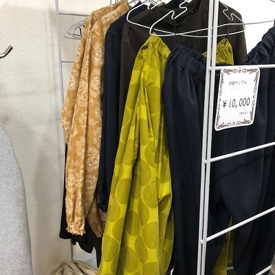 polka drops 1日だけのリアル店舗