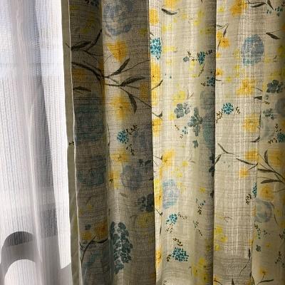 naniIROカーテン