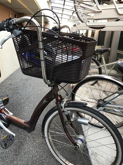 自転車カゴカバー