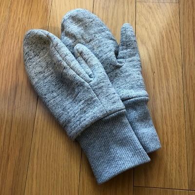 COLORFULHARMONY ミシンで作るミトン手袋