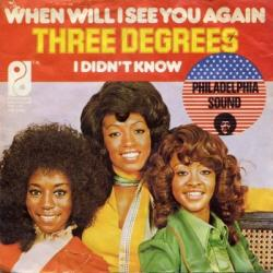 Three Degrees - When Will I See You Again2