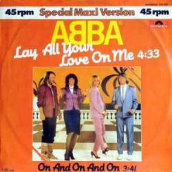 ABBA - Lay All Your Love On Me2