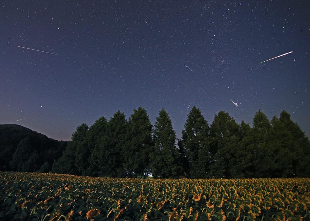 ペルセウス 座 流星 群