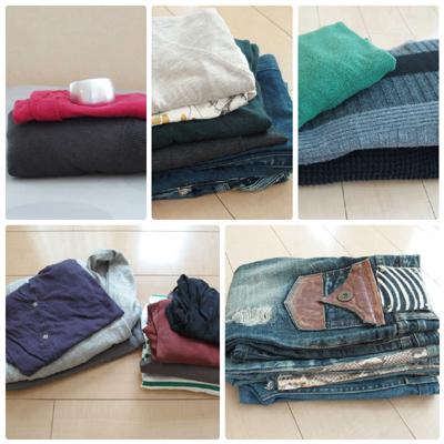 洋服の処分 リサイクル