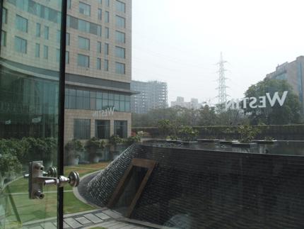 Westin Gurgaon, New Delhi 日本人