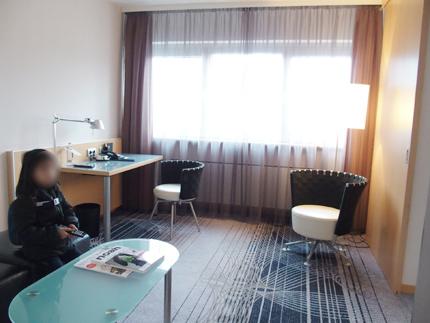 ミュンヘン ホテル