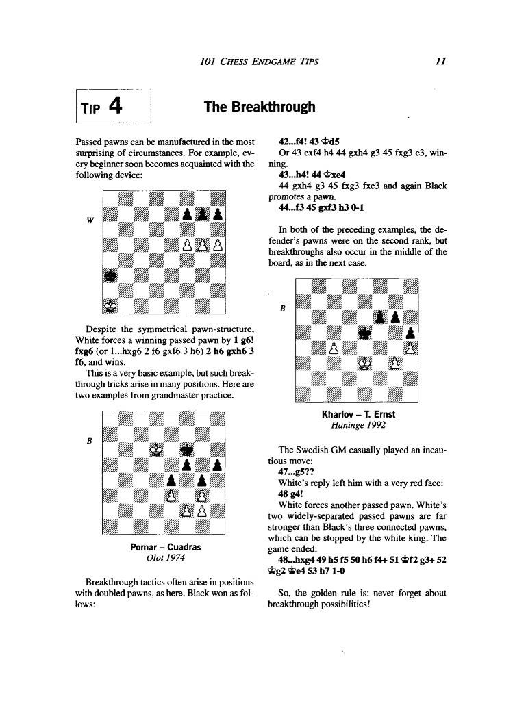 101 Chess Endgame Tips_5