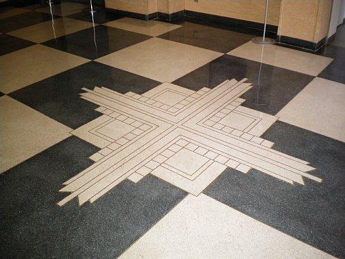 横浜税関・ホール