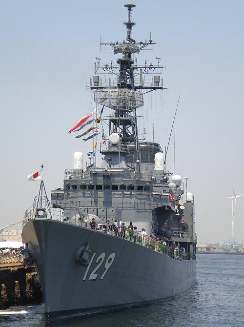 護衛艦やまゆき1
