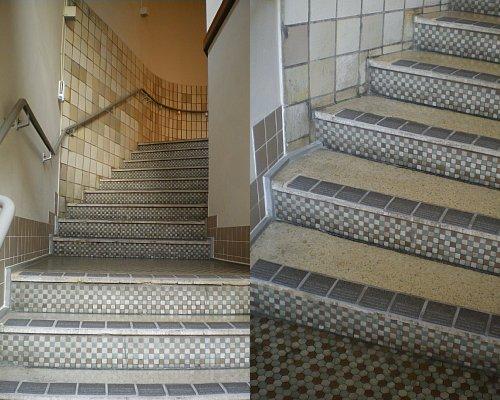 深川東京モダン館・階段