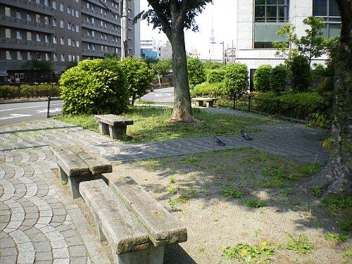渋澤栄一邸跡