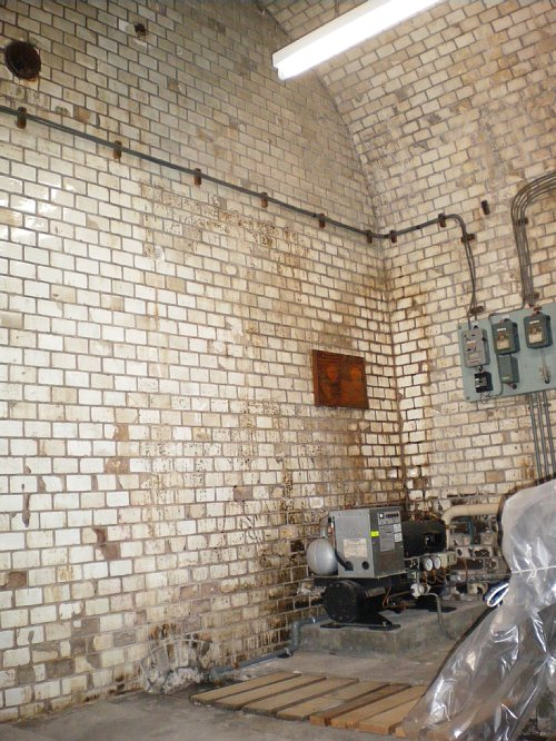 赤レンガ酒造工場・麹室2