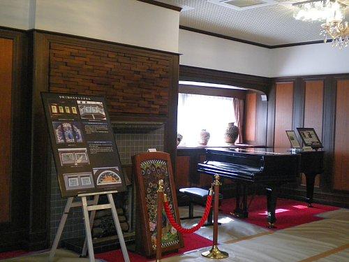 田戸台分庁舎・旧客室1
