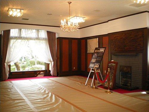 田戸台分庁舎・旧客室2