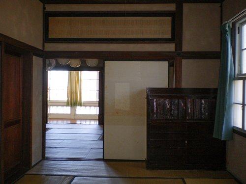 東伏見宮葉山別邸・2F和室1