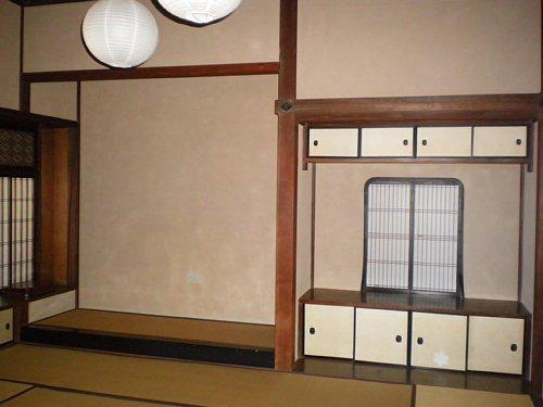 東伏見宮葉山別邸・和室2