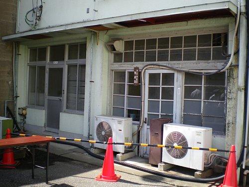 小菅刑務所・中庭3