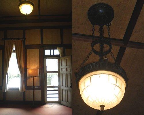 石川組・寝室