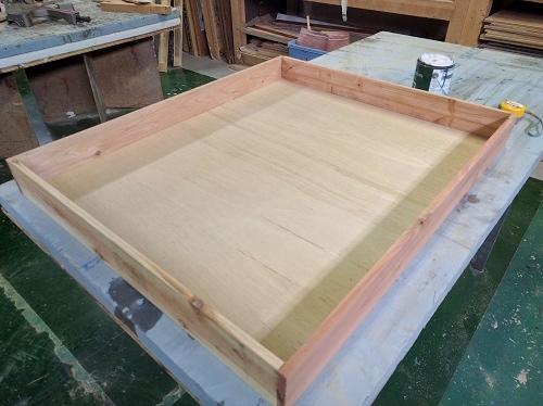 ひさびさの木工☆イベント用の什器制作