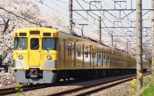西武鉄道 20140402 武蔵関-東伏見 (322)