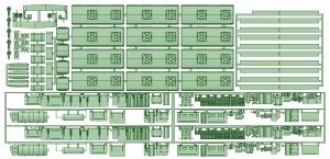 KD26-43 2621F 床下機器_クーラー