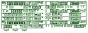 TB 10-62 10000系 6連11601F SIV仕様【武蔵模型工房 Nゲージ 鉄道模型】