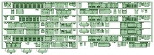 TB 10-64 10000系 6連11602F SIV仕様【武蔵模型工房 Nゲージ 鉄道模型】