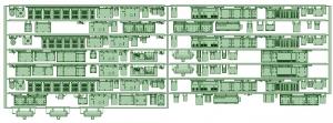 TB 10-66 10000系 6連11603F SIV仕様【武蔵模型工房 Nゲージ 鉄道模型】
