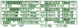 TB 10-67 10000系 6連11604F MG仕様【武蔵模型工房 Nゲージ 鉄道模型】