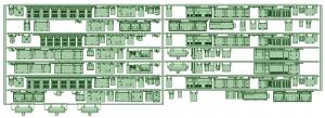 TB 10-68 10000系 6連11604F SIV仕様【武蔵模型工房 Nゲージ 鉄道模型】