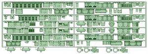 TB 10-69 10000系 6連11605F MG仕様【武蔵模型工房 Nゲージ 鉄道模型】