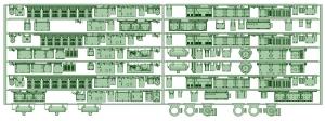 TB 10-71 10000系 6連11606F 10607F 10608F MG仕様【武蔵模型工房 Nゲージ 鉄道模型】