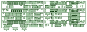 TB 10-72 10000系 6連11608F SIV仕様【武蔵模型工房 Nゲージ 鉄道模型】