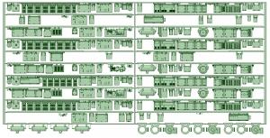 TB 10-02 10000系 10連 統合型保安装置前仕様【武蔵模型工房 Nゲージ 鉄道模型】