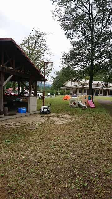 岩村と中の島公園キャンプ_181010_0010