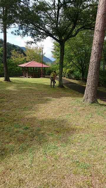 岩村と中の島公園キャンプ_181010_0008