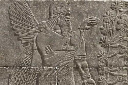 3千年前のアッシリア彫刻が競売に、落札予想額は11億円超!