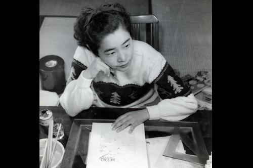 長谷川町子さんが終戦直後「サザエさん」連載前に描いた漫画が見つかる!