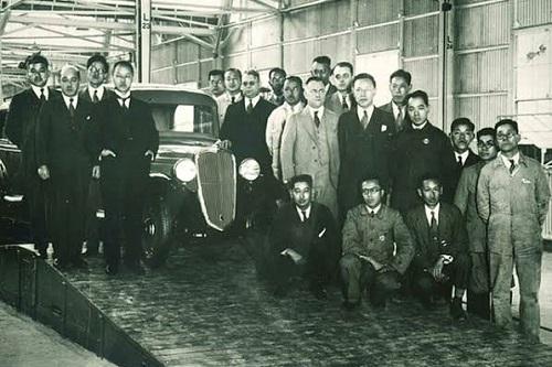 全てはここから始まった…有名企業が創業した頃の写真www