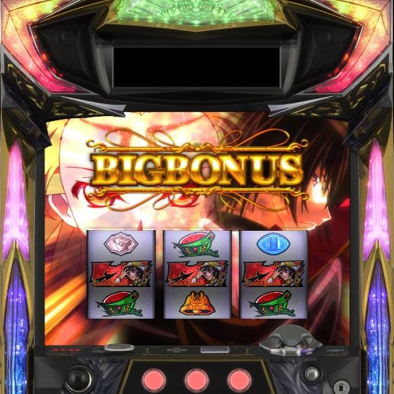 体験無料のパチンコ&スロットオンラインゲーム『777タウン.net』 サミーの「パチスロコードギアス 反逆のルルーシュR2」が登場したよ~!!