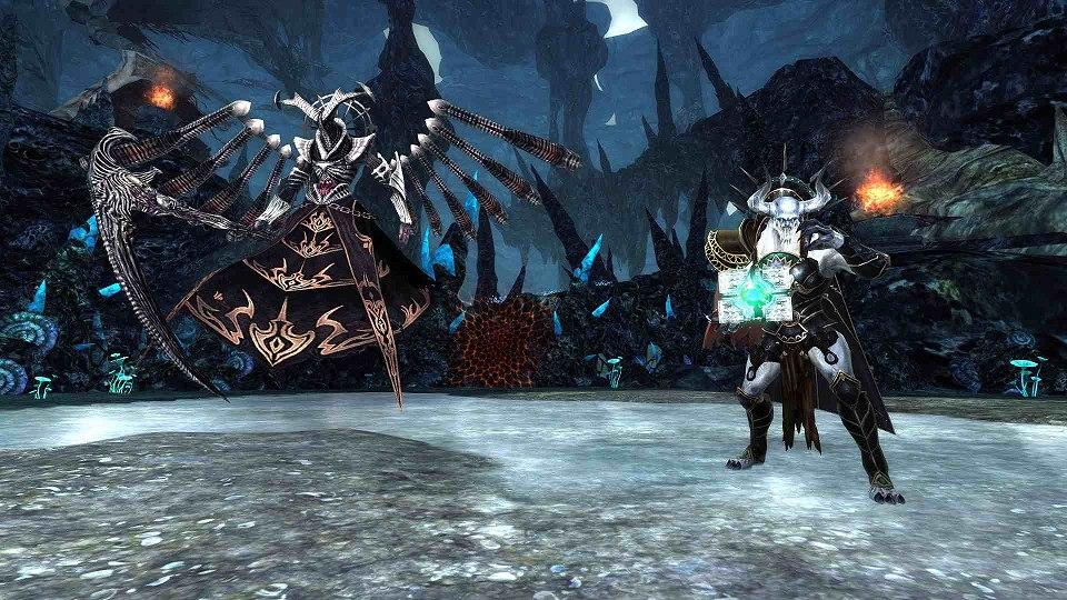 基本プレイ無料のファンタジーMMORPG『エコーオブソウル(EOS)』 本日より新コンテンツ「死の塔」を実装したよ~!!