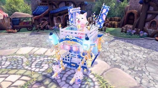 基本プレイ無料のアニメチックファンタジーオンラインゲーム『幻想神域』 新ダンジョン3種に早くも高難度「地獄級」を追加決定したよ~!!本日より新幻神「ウインディーネ」実装で~す♪
